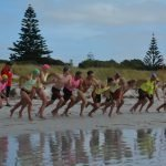 "Friday Night at the Races Twilight Series – ""Bronze Stallion"" Run Swim Run"