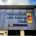 Albany Surf Club House